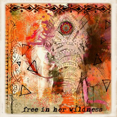 free in her wildness