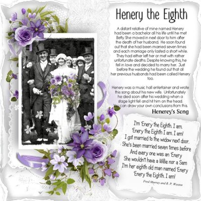 Henery the Eighth