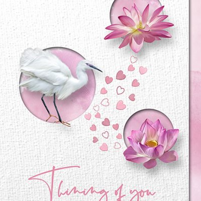 March Card - Thinking of You