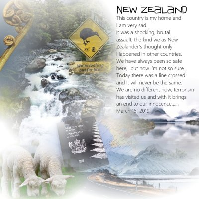 New Zealand is my Home