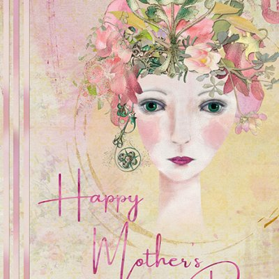 Mother's Day - May Card Sketch