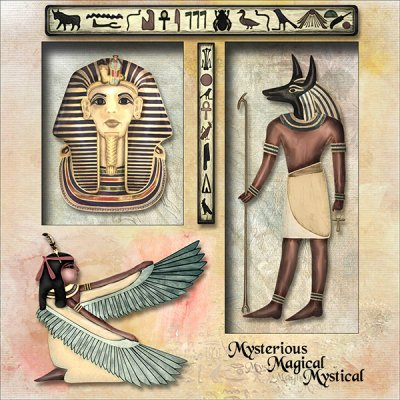 Mysterious Egypt - Cut It Out