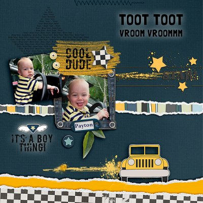 Vroom (PYP Sept Challenge)