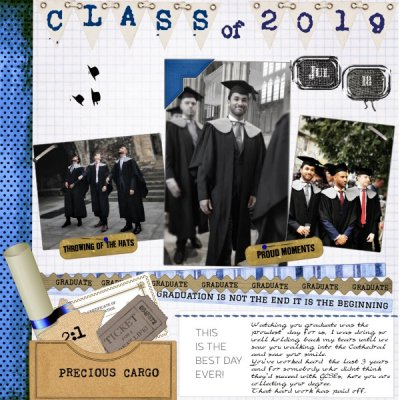 September TYOM - Class of 2019