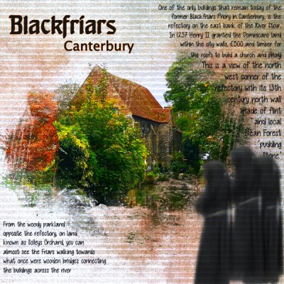 Altered Photo Challenge - BlackFriars