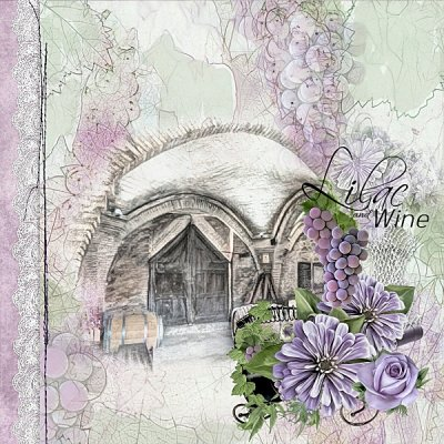 Lilac and Wine......