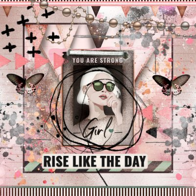 rise like the day