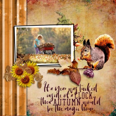 Sept.Scraplift Challenge Deloris..
