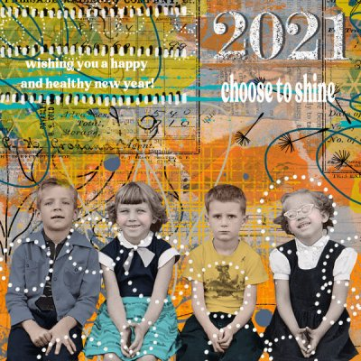 Choose to Shine in 2021!