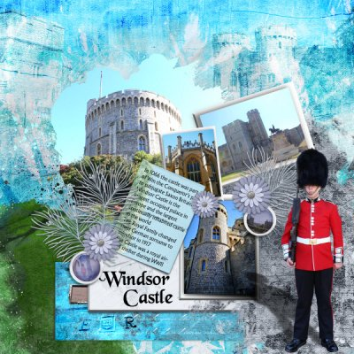 January Template Challenge - Windsor