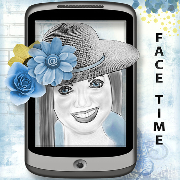 Face Time April Junk Box