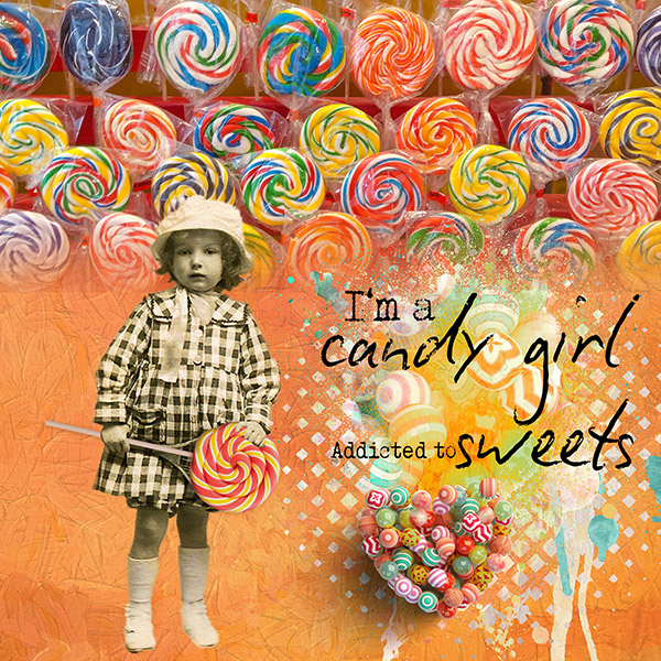 I'm A Candy Girl  - Cock And Bull September