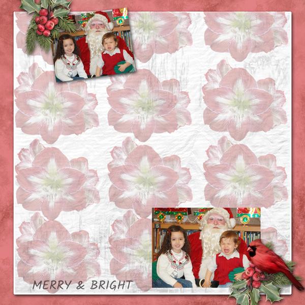 NovemberMiniKitChallenge: Merry & Bright