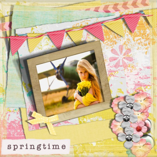 scraplift challenge January