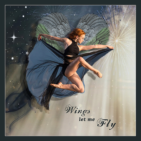 Winged Dancer